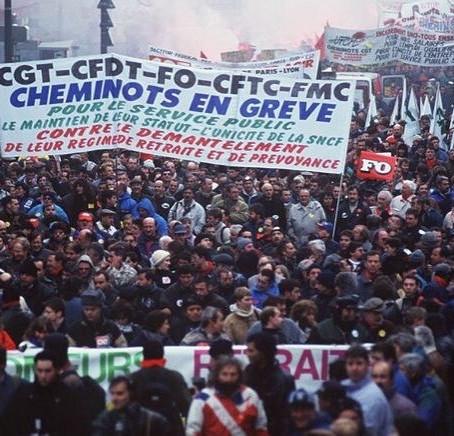 CIVIS PRÉSENTE #2 - LE MOUVEMENT SOCIAL DE DÉCEMBRE 1995