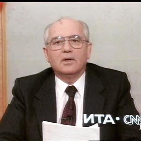CIVIS PRÉSENTE #9 - LA DÉMISSION DE GORBATCHEV