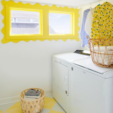 Beach House Chic - Laundry Room