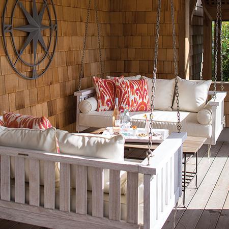 Bay Head - Porch
