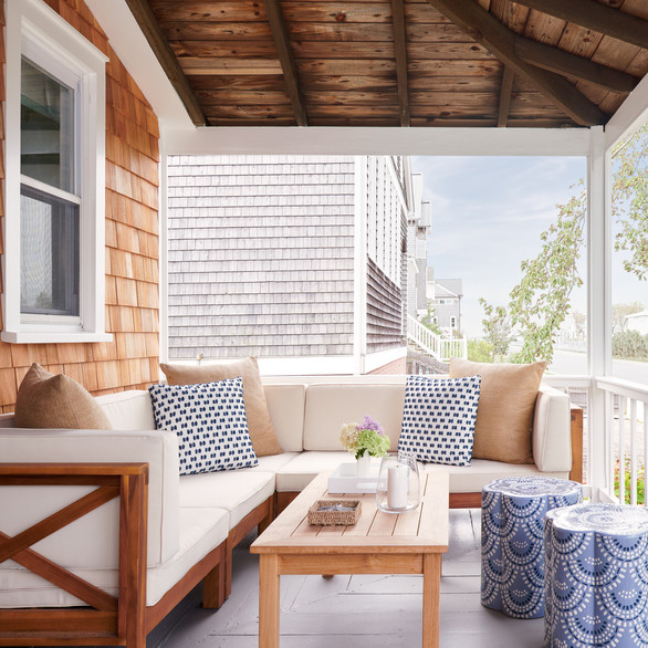 Beach House Chic - Porch