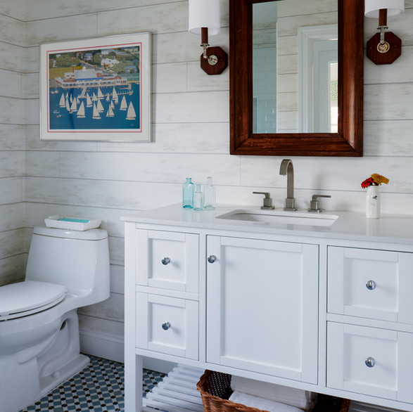 Beach House Chic - Bathroom