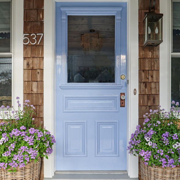 Beach House Chic - Entrance