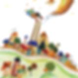 ramadhan card design Illustrator Nasim Abaeian Children Books