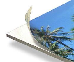 supporto ideale per adesivi