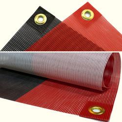 Banner PVC traforato ottimo per spazi ventosi