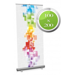 Roll up 100x200 cm