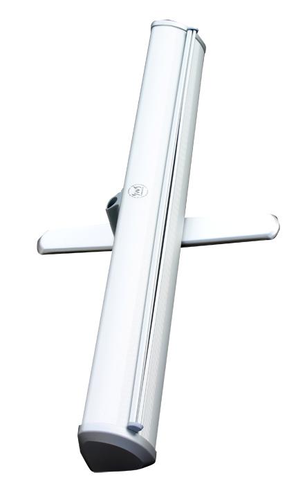 Base alluminio classica per 80x200 cm
