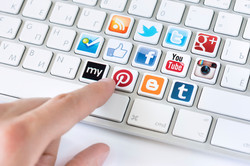 Il tuo logo nei Social network