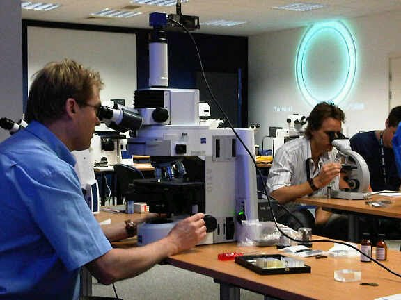 Microscope Training, Microscopy Trai