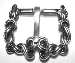 Jormundgar belt buckle