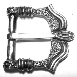 Magyar belt buckle
