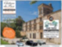 Les caudalies Expo voitures Domaine du Bosc.
