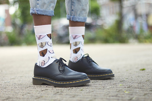 Vulva socks