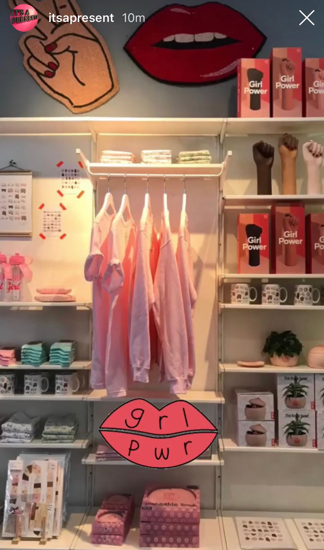 Eat Mielies section at It's A Present