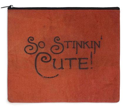 So Stinking' Cute Travel Bag