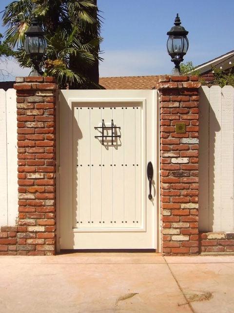 New Enty Gate