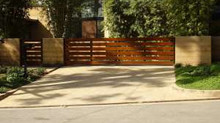 Los Angeles Buyers Guide to Driveway Gates