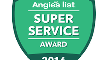 Method Doors and Gates Earns Esteemed 2016 Angie's List Super Service Award Award reflects company's