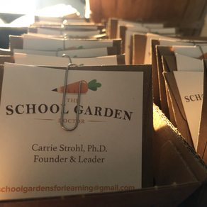 The School Garden Journal, v.2, Issue 3