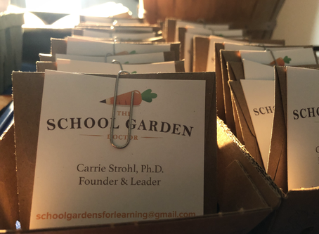 The School Garden Journal, v.2, Issue 3