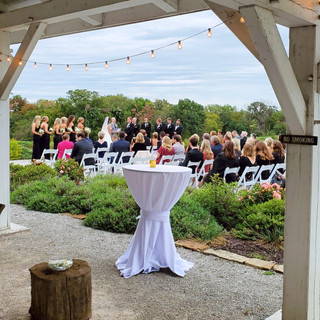 Wedding at Blue Bell Farm