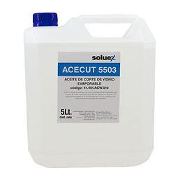 ACEITE CORTE 5503 EVAPO - Formato Bidón 5L