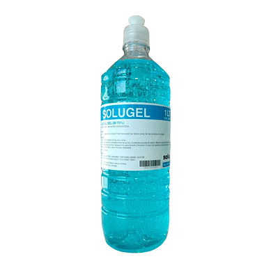 SoluGEL Alcohol Gel 70% 1 litro