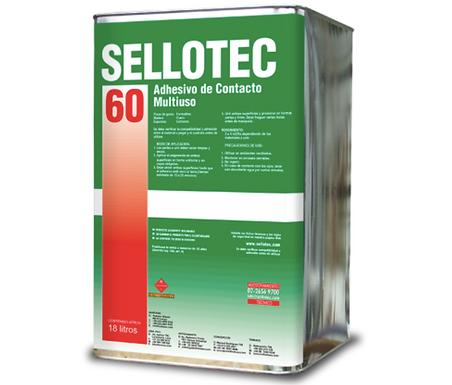 SELLOTEC 60, LATA 18L