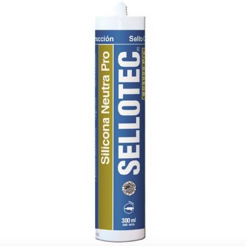Silicona Neutra SC5000s PRO, 300 ml Transparente
