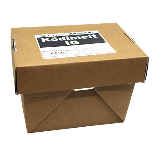 Hotmelt Kommerling Kodimelt IG (caucho butilo) 6.5k