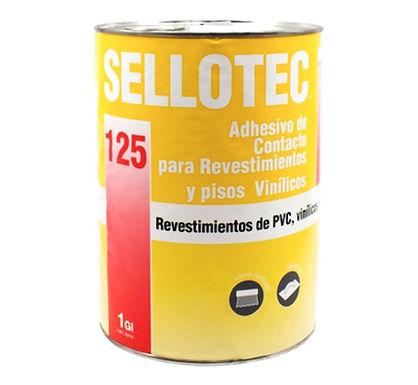 SELLOTEC ADHESIVO 125 GALON