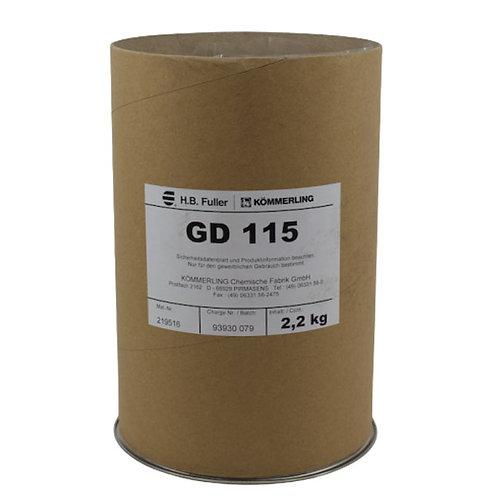 NAFTOTHERM BU-S (POLIISOBUTILENO)2,2 KG GD115