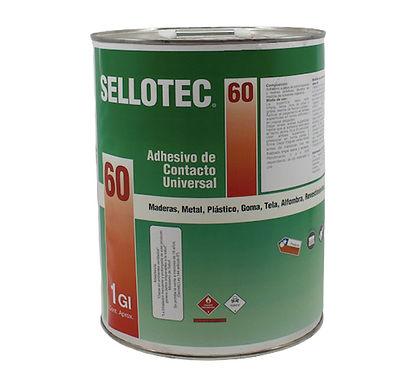 SELLOTEC 60 GALON