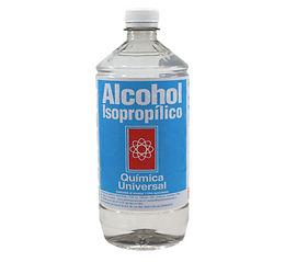 Alcohol Isopropílico, formato 1L