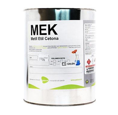 MEK Methyl Ethy Ketona Galon