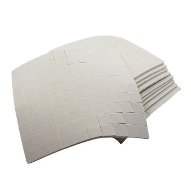 Corcho EVA sin adhesivo 18x18x4mm (paquete de 1000 uni)