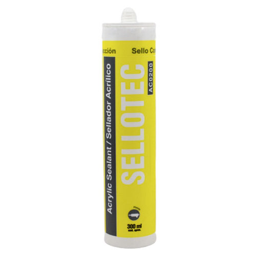 Sellotec Sello Acrilico AC0200 Colores 300ml