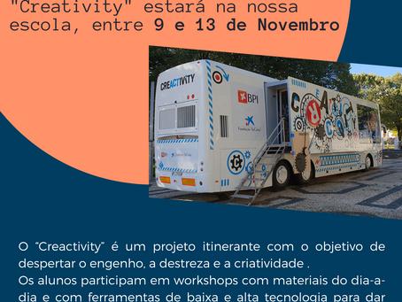 Projeto Creativity