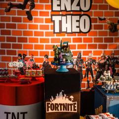ENZO E THEO