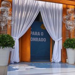 ENTRADA | 1 ANO DO CONRADO