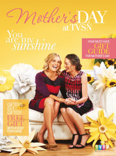 TVSN Shoppers Guide Cover