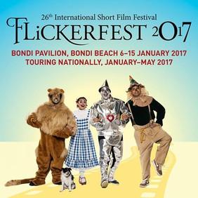 Flickerfest Trailer Artwork