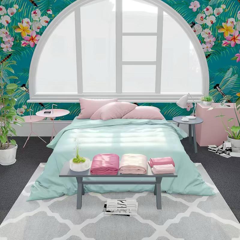 Cherry Blossom Bedroom