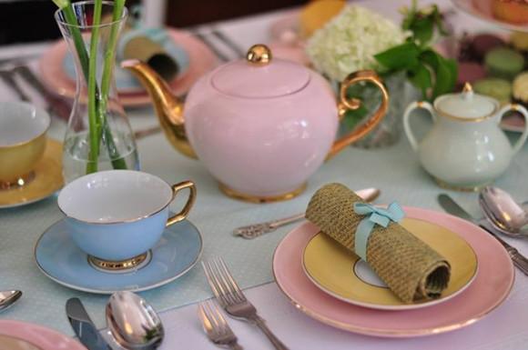 High tea too