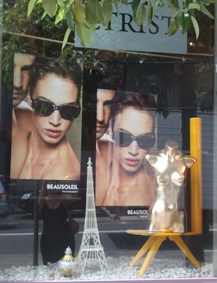 Beausoleil Retail Window.