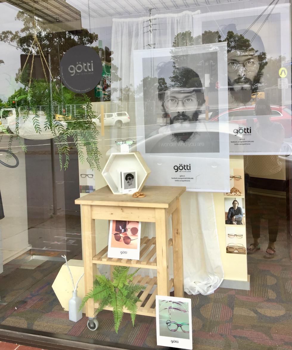 Retail Window Display