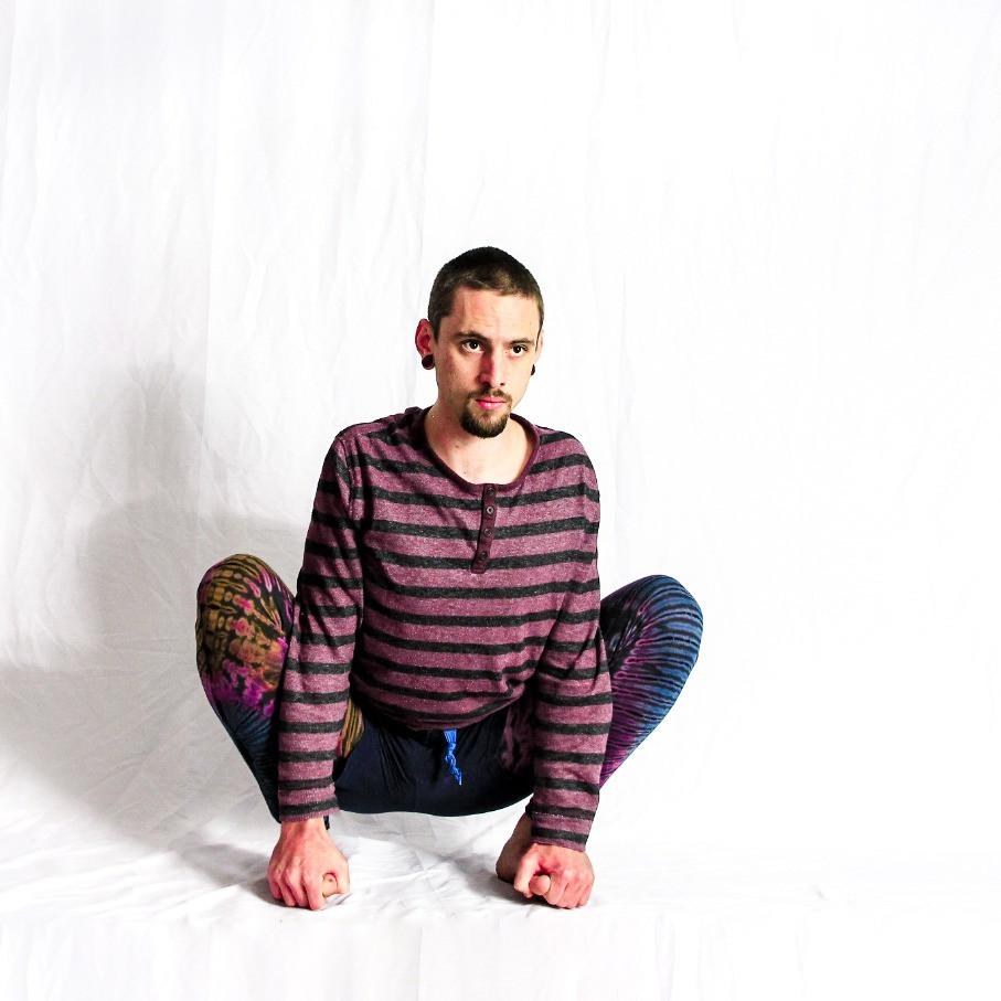 Malasana - Deep Squat - Anthony Davis Yoga