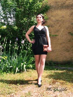 Vêtement Transformable noir uni