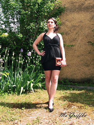 Vêtement Transformable Adulte L'Intemporel Noir Uni
